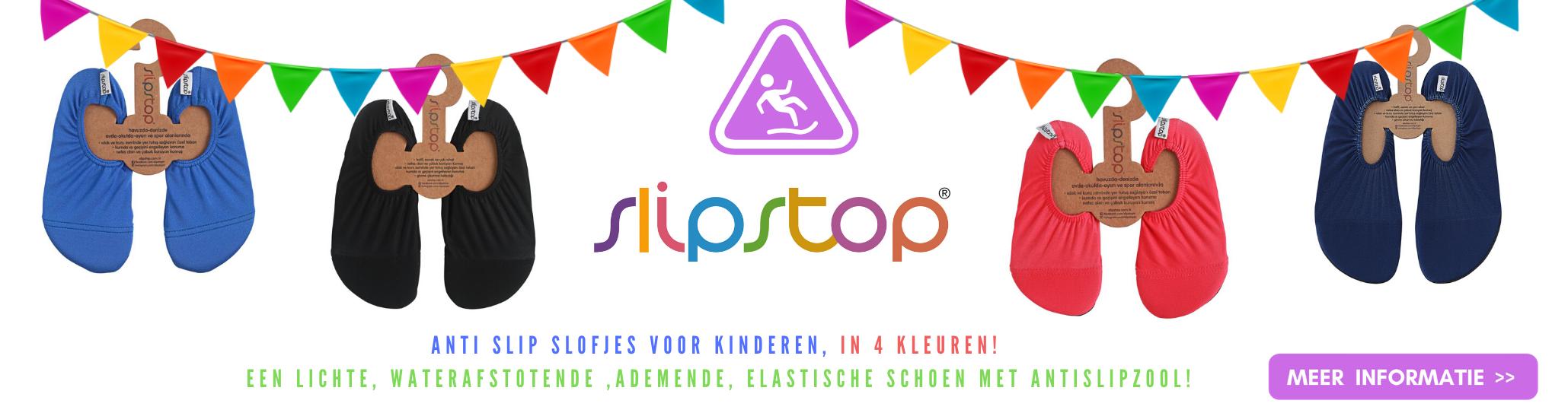 Slipstop Antislip schoentjes voor kinderen