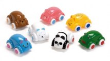 Viking Cute cars 16 stuks